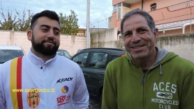 Post-gara Calcio Furci - Real Zancle (2-0): Intervista al Presidente Niosi e all'Ass. Catania.