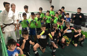 Messina  Kick Boxing: atleti messinesi del team Saladino sugli scudi