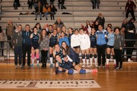 Serie C - Una Saracena Volley perfetta doma il Team Volley Messina.