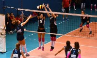 Serie C - Prestazione autoritaria del Team Volley Messina: 3-0 al Volley Letojanni.